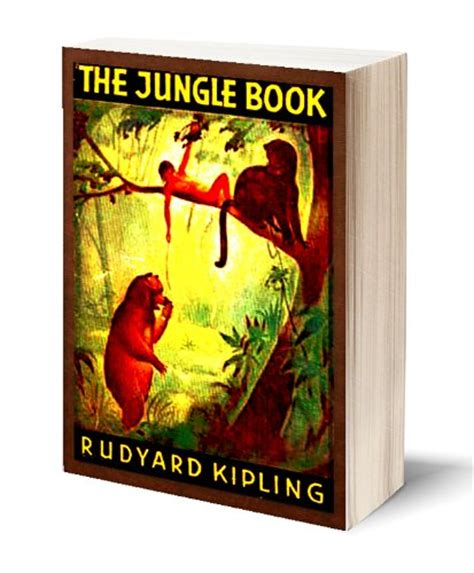 libro the jungle book illustrated the jungle book illustrated with free audiobook link english edition classici panorama auto