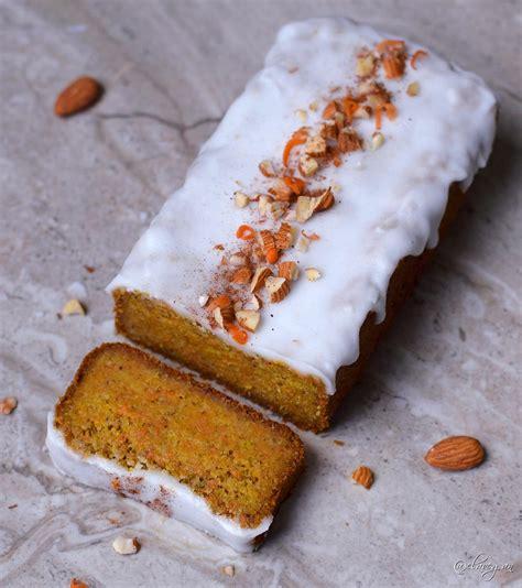 vegan gluten free carrot cake recipe sugar free frosting