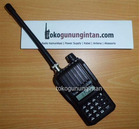 Charger Ht Icom V80 Untuk Baterai Lithium Bc193 ht icom v80 rapid jual ht
