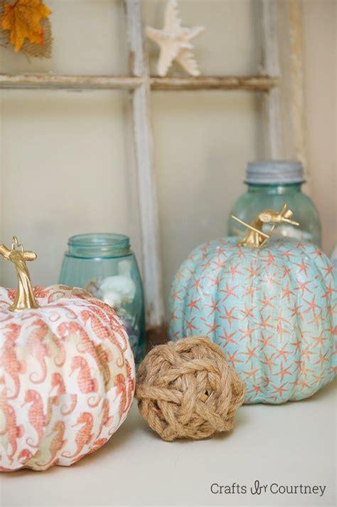 Chanel Pumpkin Brilliant by Coastal Pumpkins Crafts By Fall