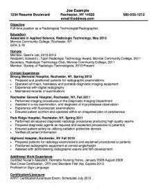 X Tech Resume by Radiologic Technologist Resume Getessay Biz
