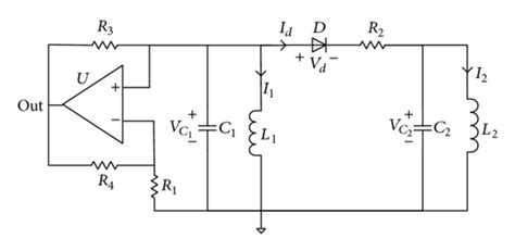 inductor relaxation oscillator chaotic oscillator inductor diode 28 images capacitance how to properly connect and drive