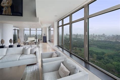 Large Living Room Window by Large Window Treatment Ideas Decosee