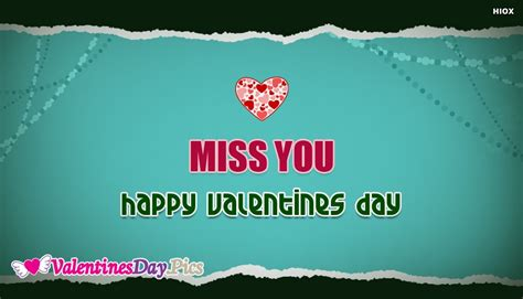 missing you on s day happy valentines day missing you images