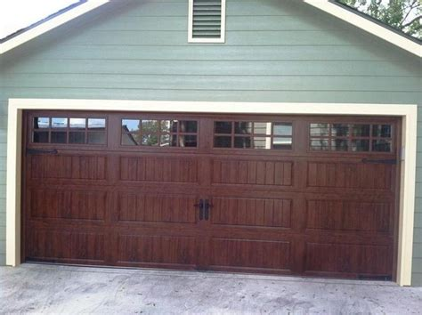 Clopay Overhead Doors Clopay Gallery Series Ultra Grain Garage Doors Traditional Shed Other By Tedford