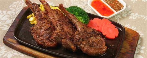fried lamb chops seewoo pan fried lamb chop with xo sauce