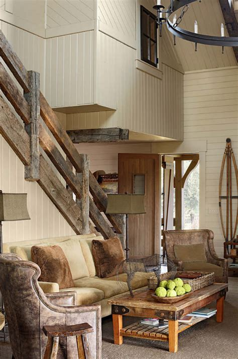 Rustic Decor by 40 Awesome Rustic Living Room Decorating Ideas Decoholic