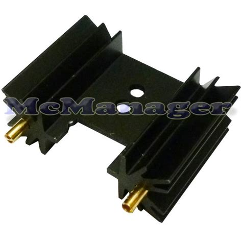 heat sink in power lifier small heat sink for power transistor mosfet ic to 3 to 126