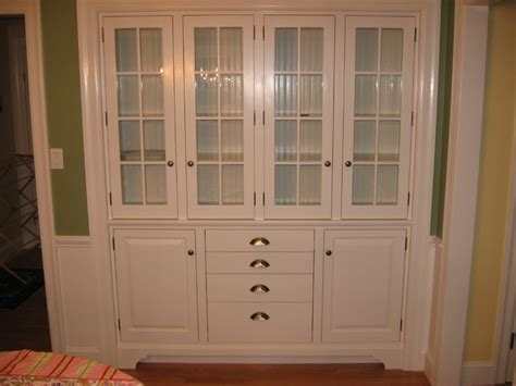 built in dining room hutch built in hutch traditional dining room other by