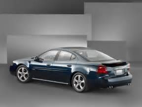 2005 Pontiac Grand Prix Gxp 2005 Pontiac Grand Prix Gxp Specifications Images Tests