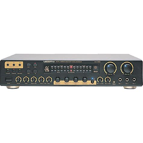 Mixer Karaoke Yamaha vocopro da x10 pro karaoke mixer and vocal enhancer da x10 pro