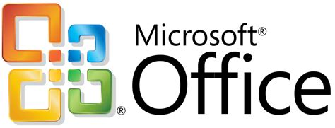 Microsof Office File Ms Office 2007 Logo Svg