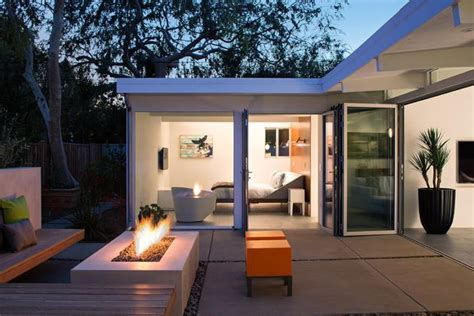 remodeled eichler home in california a remodeled eichler in palo alto by klopf architecture