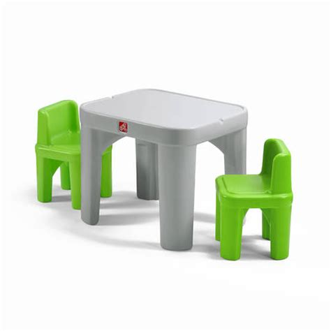 step2 mighty my size table chairs set target