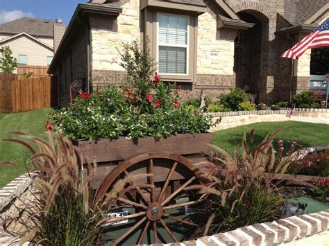 Landscape Ideas To Hide Electrical Box Wagon To Hide Large Electric Box In Our Yard Handmade