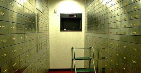 Safe Deposit Box Di Bank Fikir Emas Khidmat Peti Simpanan