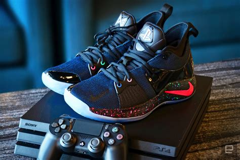 Jual Nike Pg2 Playstation nike s playstation shoes make hypebeasts out of gamers aivanet