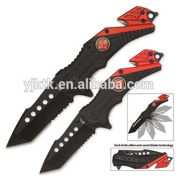 best firefighter knife best folding survival pocket knife firefighter knife
