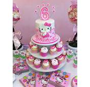 Hello Kitty Birthday Cake  Best Images Collections HD For
