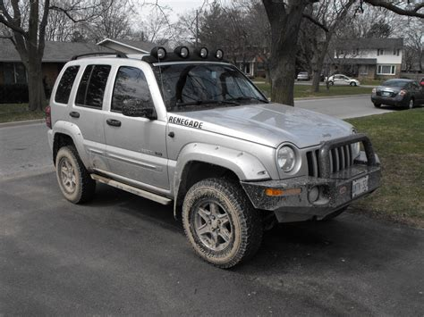 Jeep Liberty Fender Flares Flares Original Riderz Trail And Ruff Fender