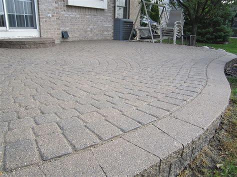 how to estimate the brick patio cost rugdots