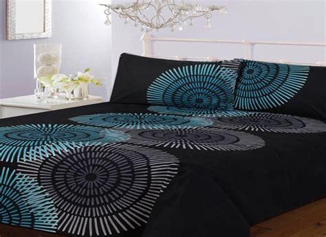 Black And Teal Duvet Cover Teal Comforter King King Colour Black Teal Size