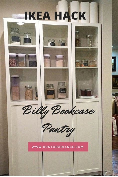 ikea pantry hack ikea pantry hack kitchen pantry using ikea billy