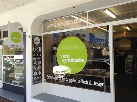 broadcasting signs wollongong business signage