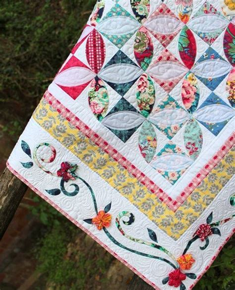 Quilt Borders And Bindings by Quiltborders Applique Yo Yos And Applique Quilt