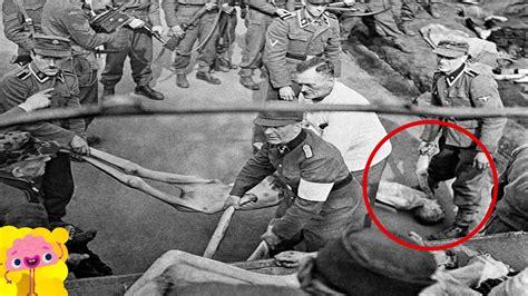 imagenes reales de la segunda guerra mundial 10 fotos extra 241 as de la segunda guerra mundial youtube