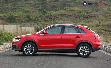 Audi India Q3 by Audi Q3 India Price Review Images Audi Cars