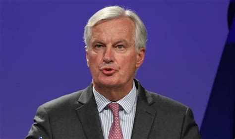 Cabinet Barnier by Eu Nations Will Not Talk To Uk On Trade Before Brussels