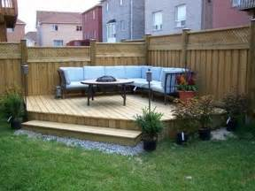 Deck Ideas For Small Backyards Deck Designs For Small Yards Studio Design Gallery Best Design