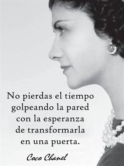 coco chanel biography in spanish 42 best images about frases de coco chanel on pinterest