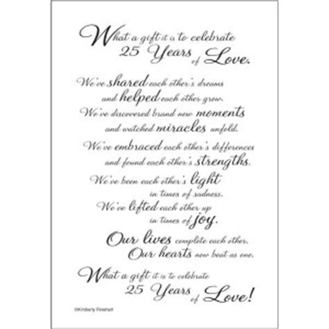 Wedding Blessings Wishes Sle by Silver Jubilee Wedding Anniversary Poems Wedding