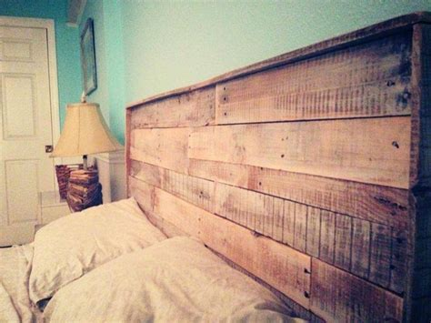 how to make a wood pallet headboard cozy pallet headboard ideas pallet ideas recycled