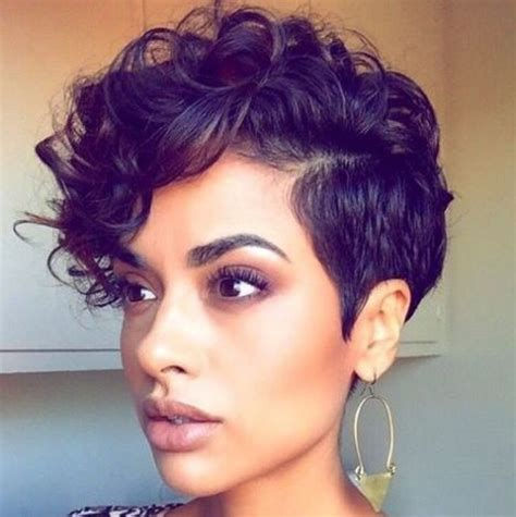 ladies short sides curly top short curly trendy hairstyles modern hairstyle