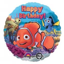 happy birthday nemo dory and