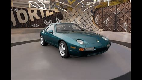 forza horizon 3 1993 porsche 928 gts gameplay youtube forza horizon 3 new forzathon vip event 1993 porsche 928 gts gameplay and stock top speed run