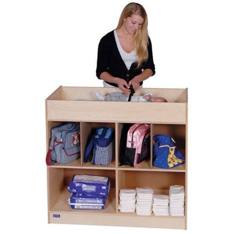 Changing Table Supplies Changing Table Honor Roll Childcare Supply Early Education Furniture Equipment And School