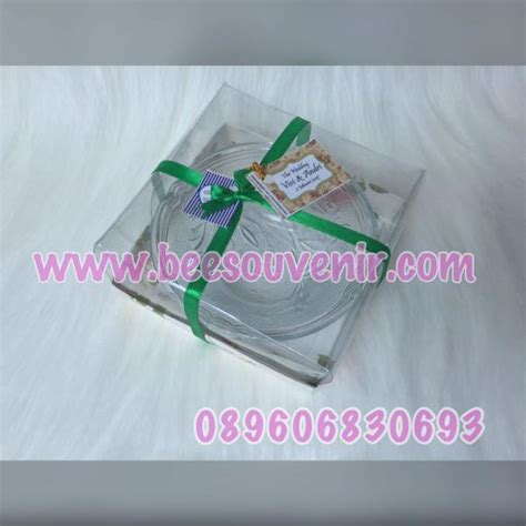 Bunga Mangkok souvenir pernikahan mangkok bunga kemas