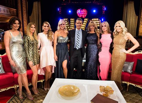 rhony reunion rhony stars dish on all of their reunion looks photos