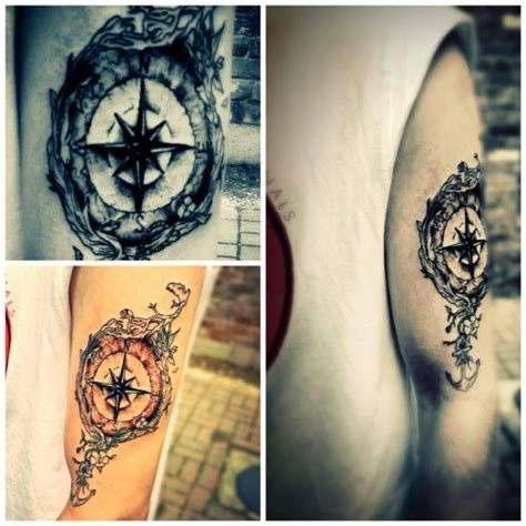 compass tattoo russian 20 best tattoos of the week july 17th to july 23rd 2013