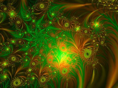 jungle light fractal by jungle light wallpaper