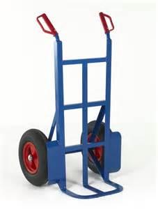 Sack Truck Wheels Heavy Duty Heavy Duty Terrain Sack Truck With Pneumatic Wheels