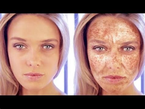 tanning bed before and after skin beauty tips for summer sun cancer research uk youtube