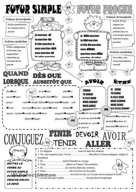 un aller simple french b009xfej5u future simple future proche practice french futur simple futur proche et