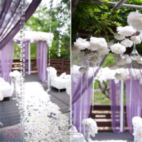Lilac And Purple Wedding Decorations by The World S Catalog Of Ideas