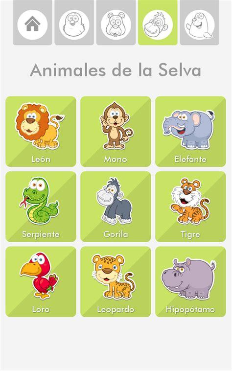 Imagenes De Animales Y Sonidos | te presentamos la nueva app de sonidos de animales de