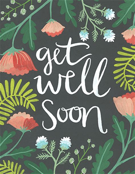 get well soon cards to make get well soon by one canoe two postable